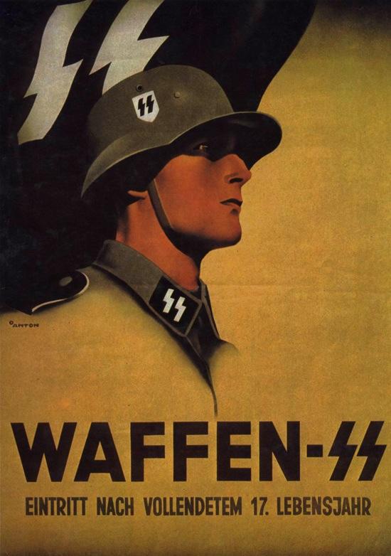 Poster - Waffen SS