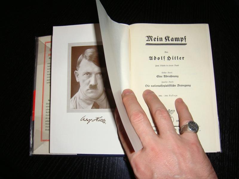 Mein Kampf Original