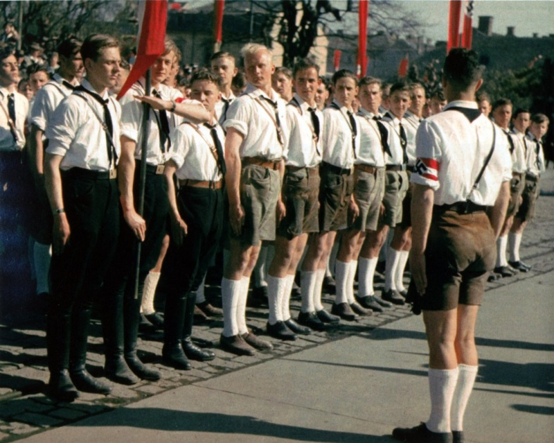 The Anschluss of Austria 1938,Graz_05