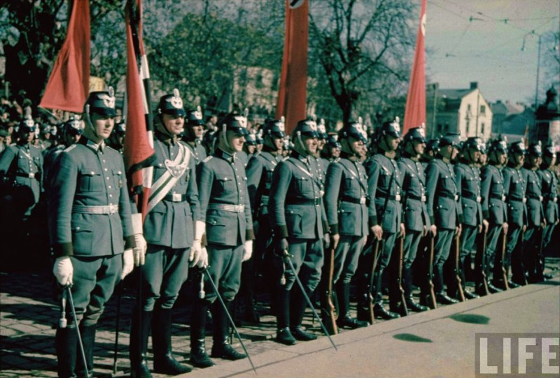 The Anschluss of Austria 1938,Graz_07
