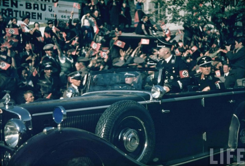 The Anschluss of Austria 1938,Graz_08