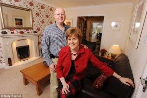 Nicola Sturgeon home