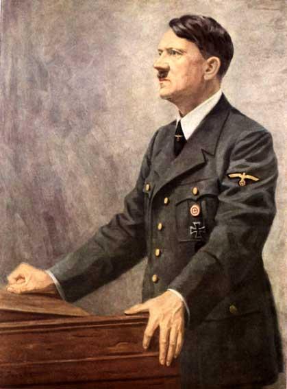 Adol Hitler - Portait-3