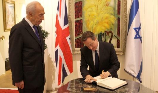 Mideast Israel Britain