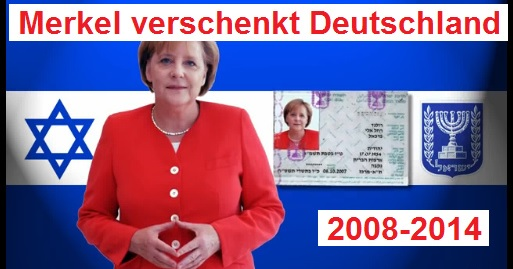 Merkel Jüdin